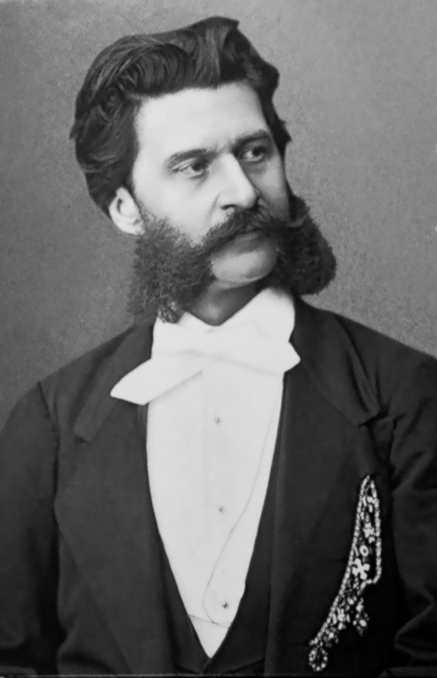 Strauss Johann