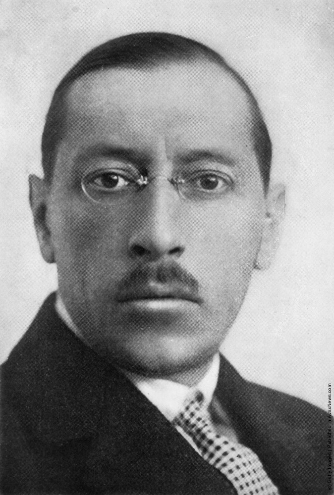 Stravinsky Igor